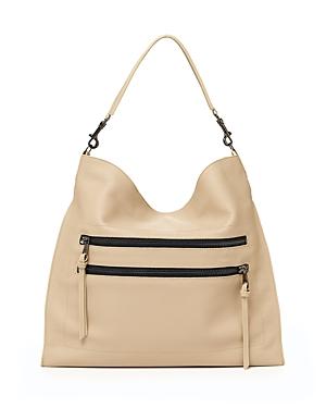 Chelsea Large Leather Hobo Bag