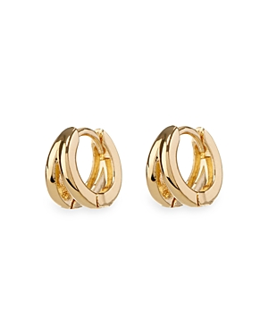 Mini Margaux Huggie Hoop Earrings