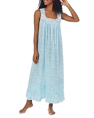 Cotton Lace Trim Ballet Nightgown