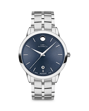 MOVADO 1881 AUTOMATIC WATCH, 39MM