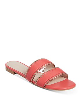 Jack Rogers - Women's Savannah Eyelet Double Band Slide Sandals