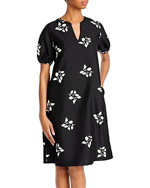 Lafayette 148 New York Ida Printed Shift Dress