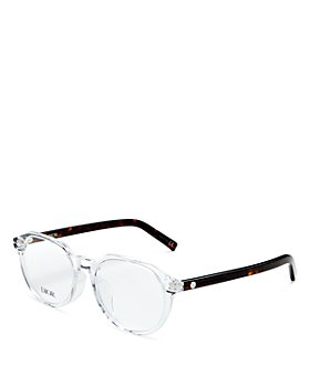 Dior - Men's Round Clear Glasses, 53mm