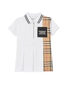 Burberry - Girls' Mini Serena Polo Shirt Dress - Baby