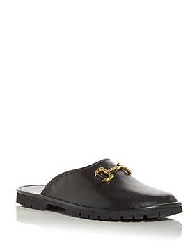 Gucci - Men's Horsebit Slippers
