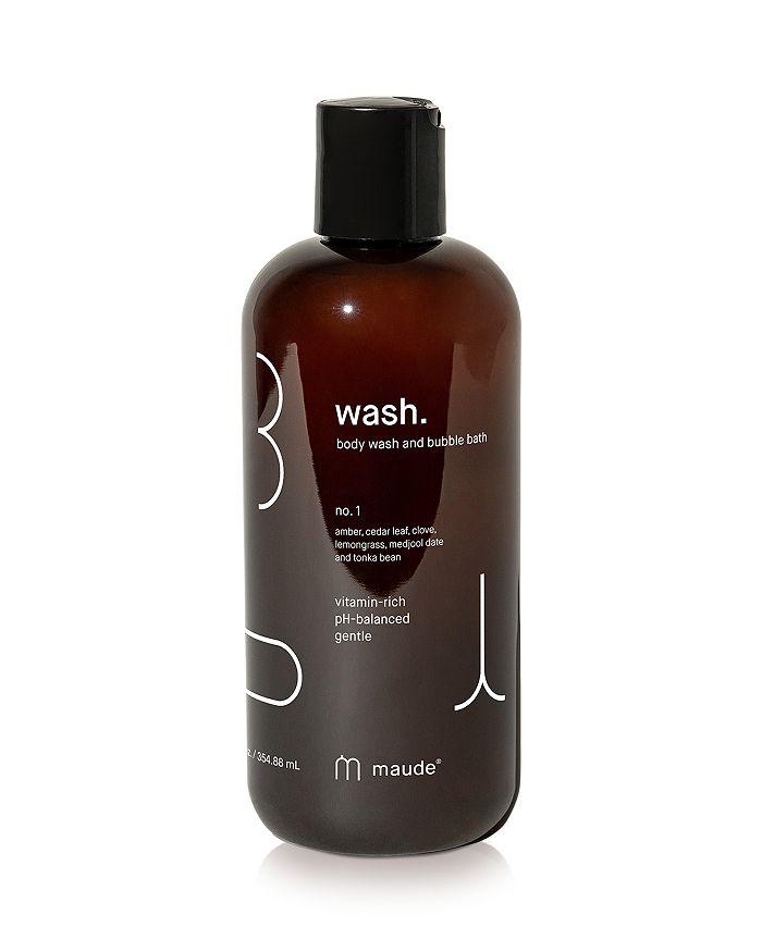 maude - Wash Body Wash & Bubble Bath - No. 1 12 oz.