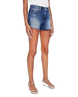 Hailey Denim Cut Off Shorts