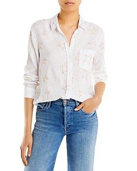 Rails - Charli Star Print Shirt