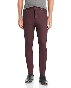 Skinny Fit Jeans in Purple