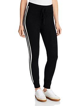 AQUA - Side Stripe Jogger Pants - 100% Exclusive
