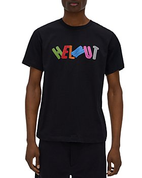 Helmut Lang - Men's Colored Logo T-Shirt