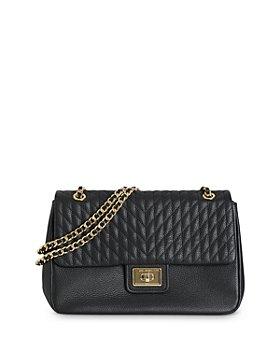 KARL LAGERFELD PARIS - Agyness Large Shoulder Bag (46% off) - Comparable value $298