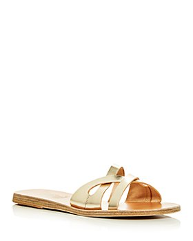 Ancient Greek Sandals - Women's Apiron Slide Sandals