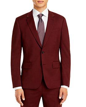 Paul Smith - Soho Burgundy Extra Slim Fit Suit
