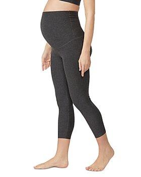 Beyond Yoga - Love The Bump Capri Maternity Leggings