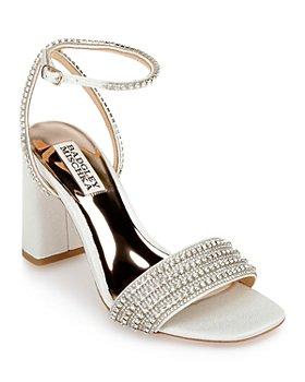 Badgley Mischka - Women's Becca Ankle Strap High Heel Sandals