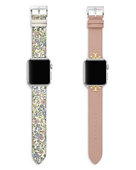 Tory Burch - Apple Watch® Leather Strap Gift Set