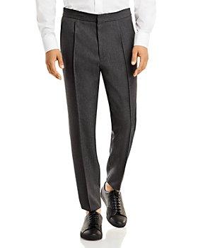 BOSS - Hesten Peyson Straight Fit Suit Pants