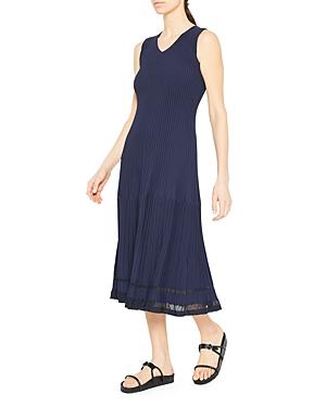 Theory Ottoman Lustra Dress