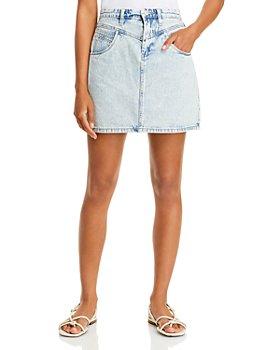 BLANKNYC - Denim Skirt in Wondering Why