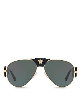 Versace - Unisex Pilot Sunglasses, 62mm