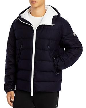 Moncler Vabb Flannel Down Jacket
