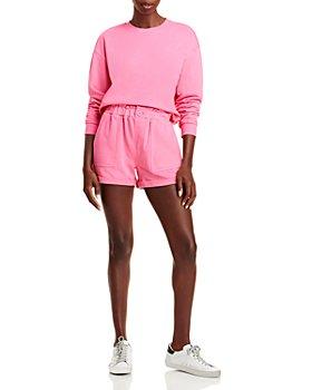 BLANKNYC - Sweet But Tough Sweatshirt & Shorts Set