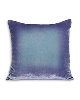 """Kevin O'Brien Studio - Ombré Velvet Decorative Pillow, 22"""" x 22"""""""
