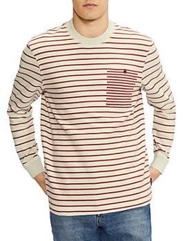Ted Baker - Striped Sweatshirt