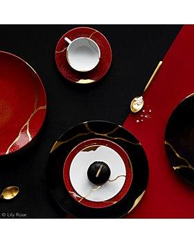 Bernardaud - Bernardaud Kintsugi Rogue Emperor & Charbon Collection