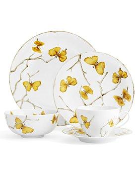Michael Aram - Butterfly Ginkgo Gold Dinnerware
