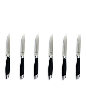 BergHOFF Geminis Stainless Steel 12 Steak Knives, Set of 6 (40% off) Comparable value $100
