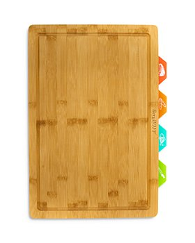 BergHOFF - Bamboo 5 Piece Cutting Board with Multicolored Inserts (42% off) – Comparable value $60