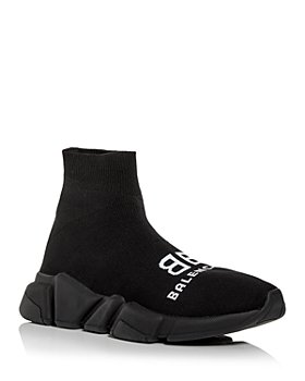 Balenciaga - Women's Speed Light Recycled Knit High Top Sneakers