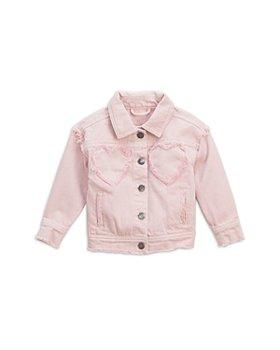 Splendid - Girls' Heart Pocket Cotton Denim Jacket - Baby