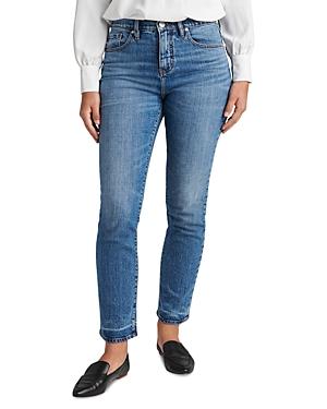 Stella Straight Leg Jeans in Atlanta Blue