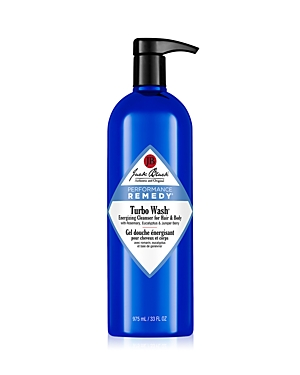 Turbo Wash Energizing Cleanser Value Size with Pump