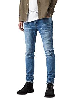 ALLSAINTS - Skinny Fit Jeans in Light Indigo