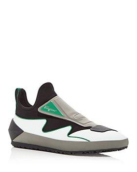 Salvatore Ferragamo - Men's Nile Slip On Sneakers