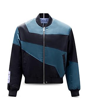 Vorex Reversible Regular Fit Bomber Jacket