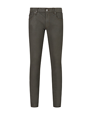 Chelsea Garment Washed Slim Fit Jeans in Sage Brush
