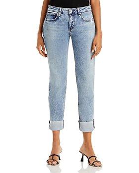 rag & bone - Dre Slim Boyfriend Jeans in Nora