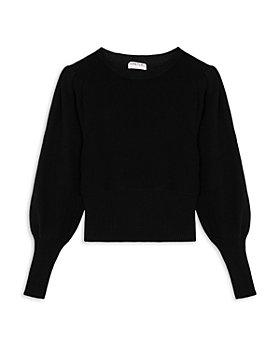 Habitual Kids - Girls' Puff Sleeve Sweater - Big Kid
