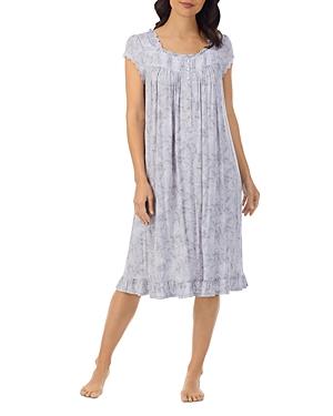 Printed Waltz Nightgown