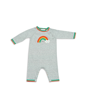 Angel Dear Boys' Rainbow Coverall - Baby