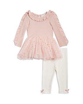 Miniclasix - Girls' Tutu Top & Leggings Set - Baby