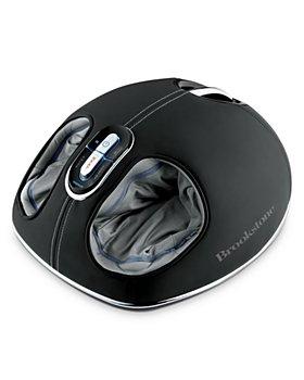 HoMedics - Brookstone FS1 Shiatsu Foot Massager with Heat