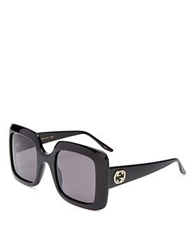 Gucci - Women's Square Sunglasses, 52mm