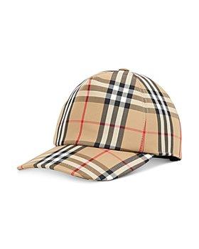 Burberry - Vintage Check Trucker Hat