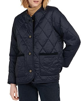 Barbour - Roslin Teddy Lined Quilted Jacket